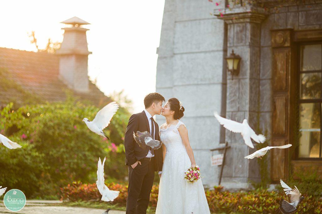 Váy cưới có giá trị kỉ niệm nên cần bảo quản đúng cách