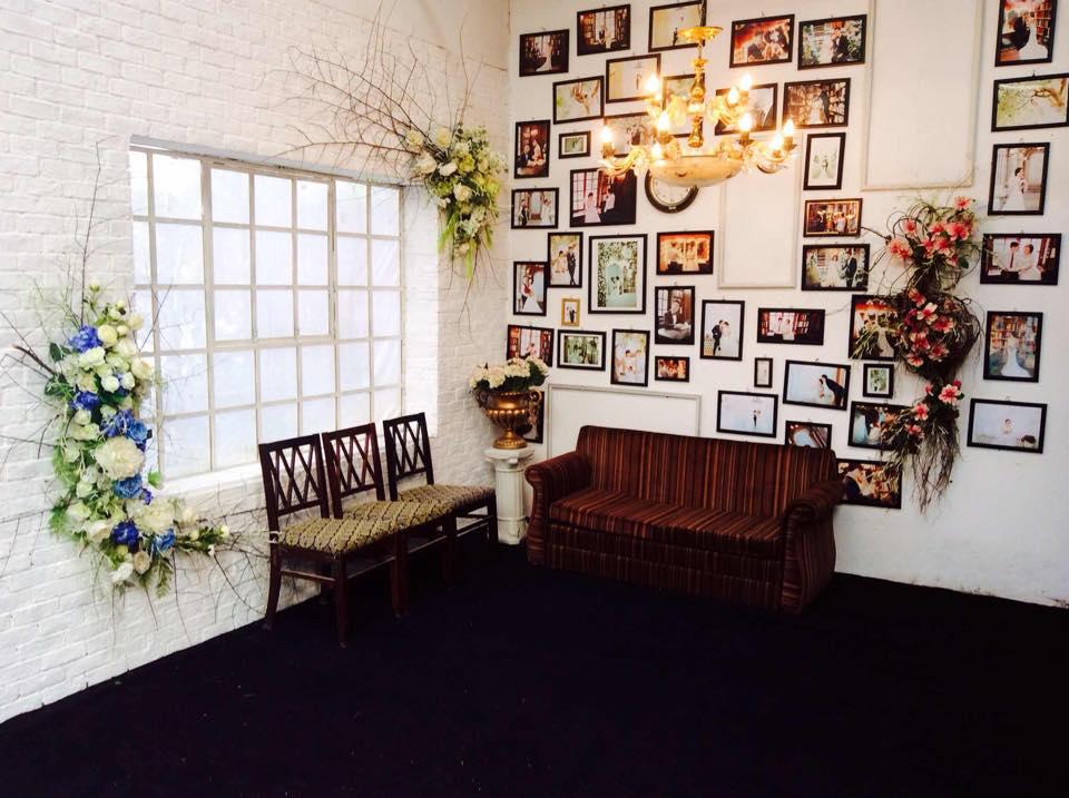 Phim trường chụp ảnh cưới