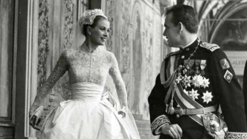 Đám cưới của hoàng tử công quốc Monaco và ngôi sao điện ảnh Grace Kelly