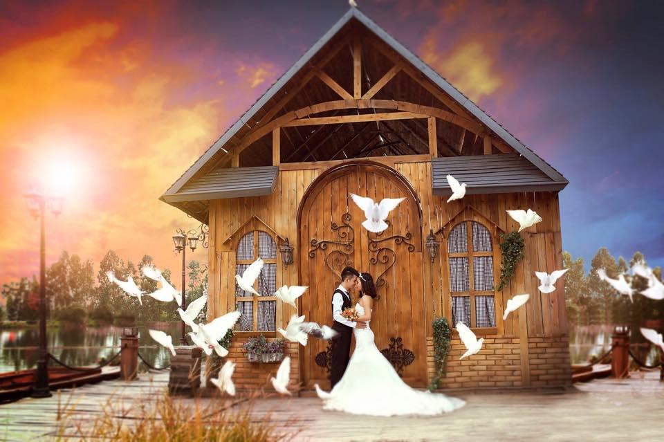 hình thức quay phim phóng sự cưới