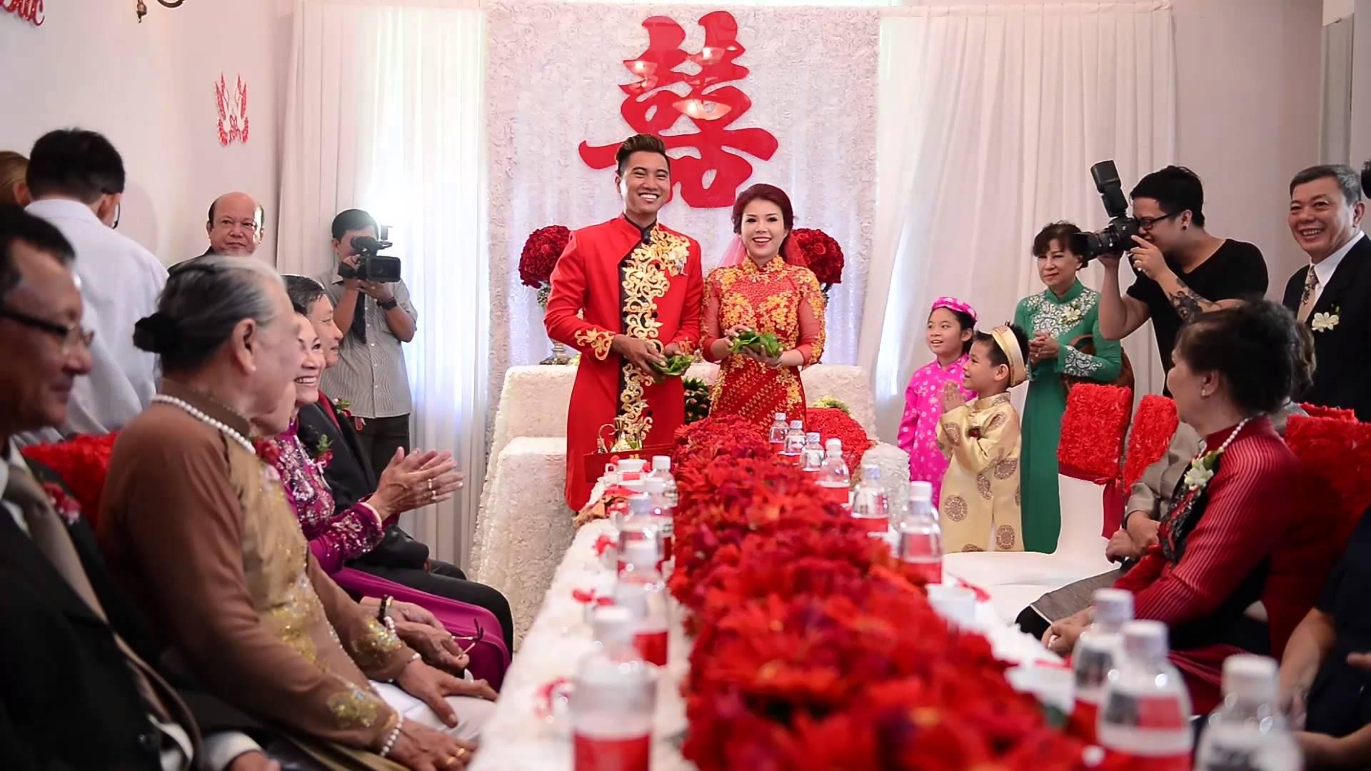 Lễ rước dâu trong phong tục cưới hỏi truyền thống