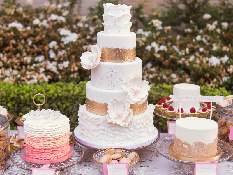 Ý nghĩa của bánh cưới