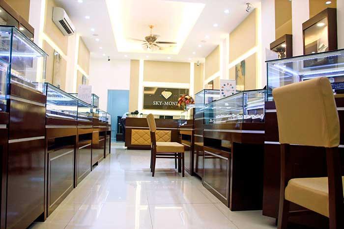 Cửa hàng nhẫn cưới Skymond Luxury