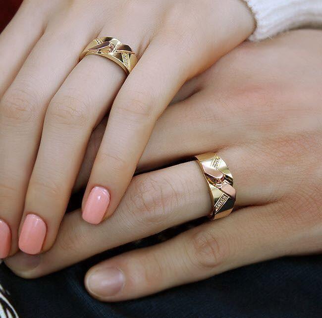 Lựa chọn nhẫn cưới yêu thích