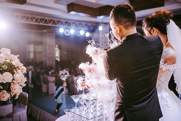 quay phóng sự cưới Hà Nội