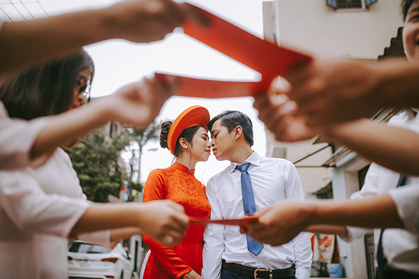 3 nghi lễ bắt buộc trong đám cưới Việt