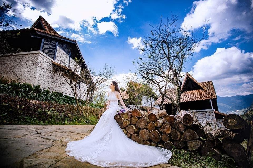chụp ảnh cưới ngoại cảnh tại Sa Pa, Lào Cai