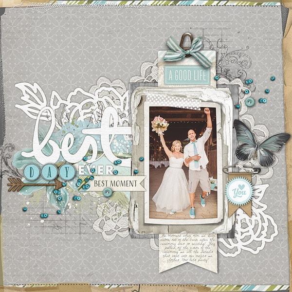 album phóng sự cưới