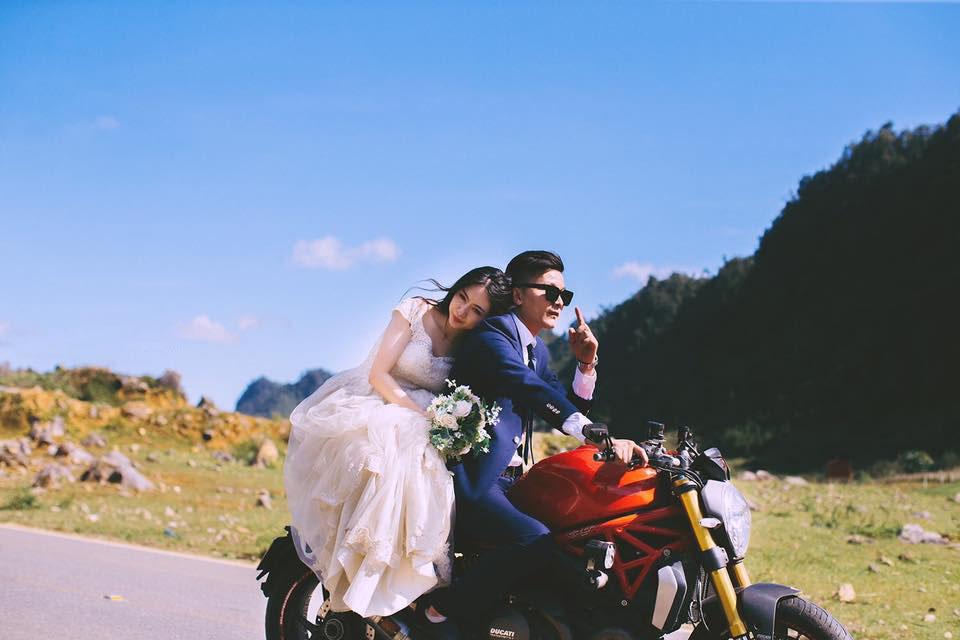 Ảnh cưới phượt thủ
