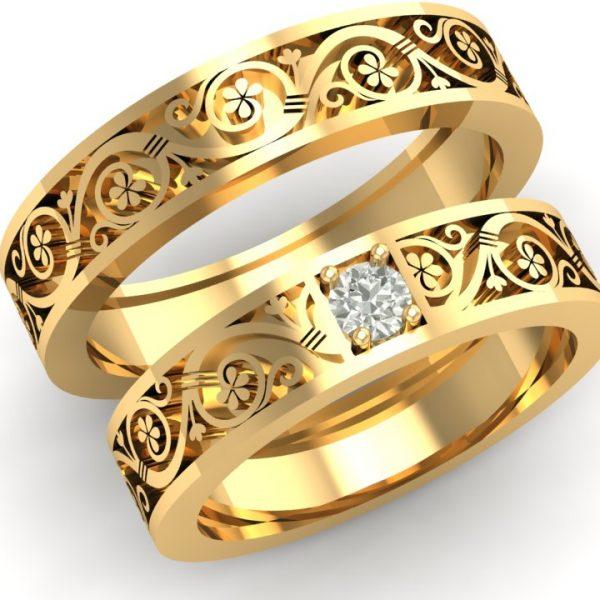 Đừng quên việc chuẩn bị nhẫn cưới cho ngày trọng đại của mình nhé các bạn