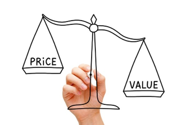 Khảo sát giá cả giữa các nhà cung cấp để đưa ra lựa chọn hợp lý nhất