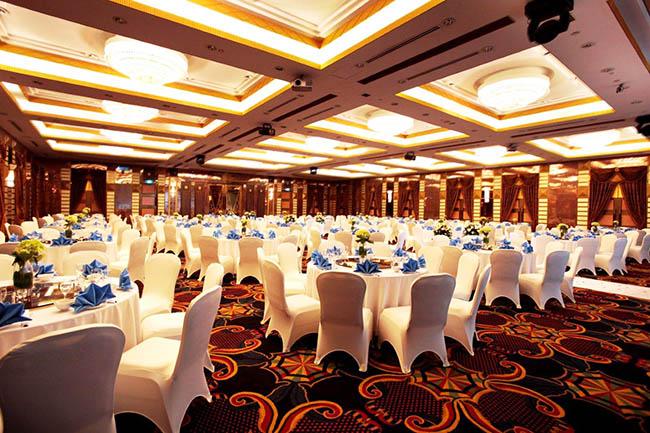 Phòng tiệc khách sạn Fortuna