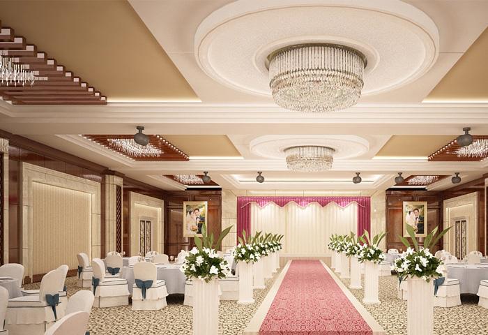 Bạn có thể dễ dàng lựa chọn một trung tâm tiệc cưới ở Hà Nội với giá phải chăng