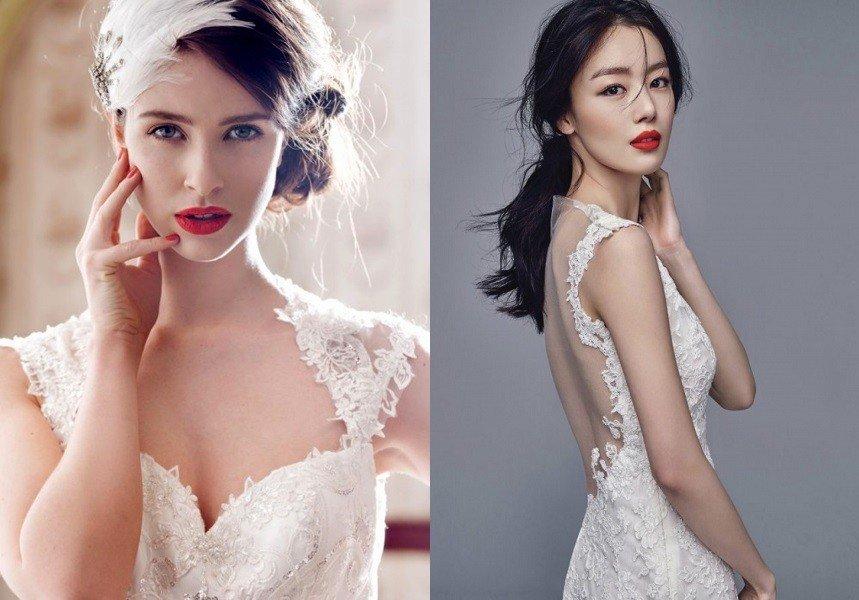 6 xu hướng trang điểm cho cô dâu đẹp nhất mùa cưới 2018