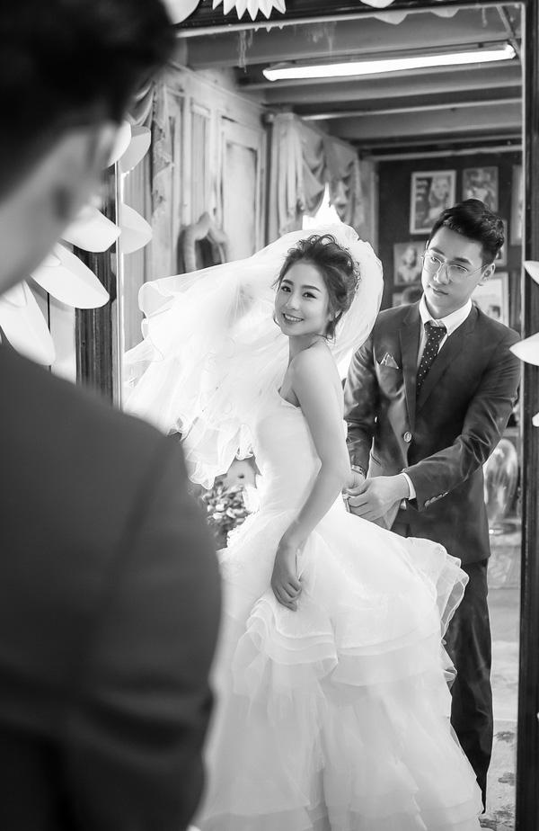 khủng hoảng trước ngày cưới